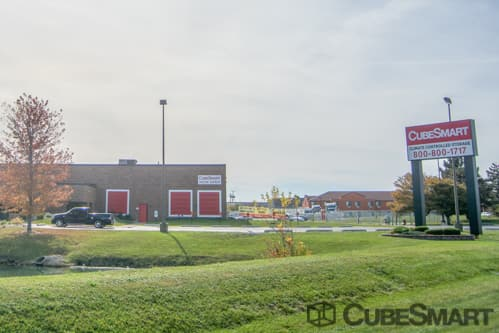 CubeSmart Self Storage in Oak Forest