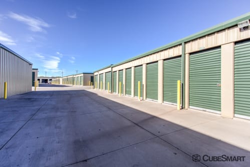 Self storage units at 1200 West Mariposa Road