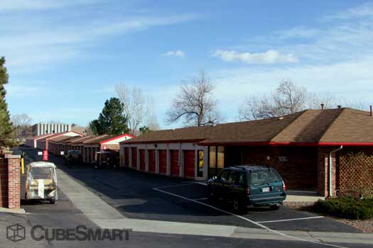 CubeSmart Self Storage in Littleton
