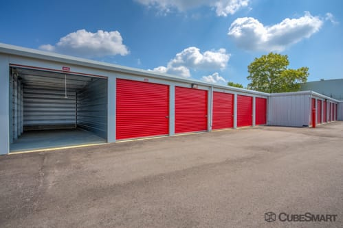Self storage units at 500 Mildred Avenue