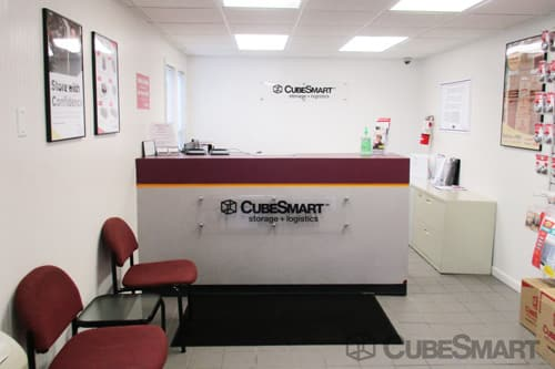 A CubeSmart Facility Photo in Philadelphia, PA