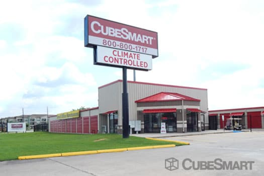 A CubeSmart Facility Photo in Katy, TX