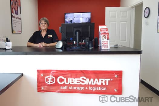 A CubeSmart Facility Photo in Rosenberg, TX