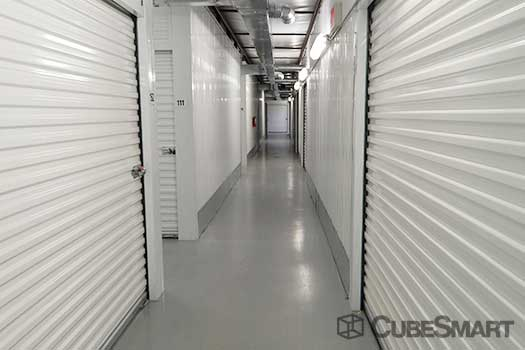 Interior self storage units in Houston, TX