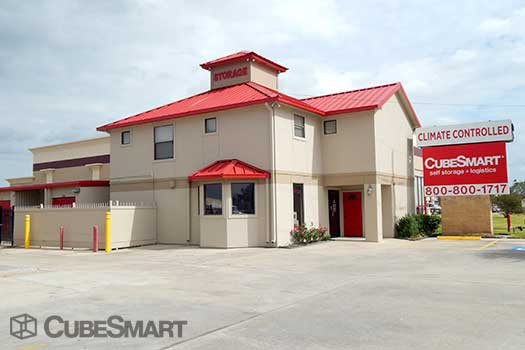 CubeSmart Self Storage in Pearland
