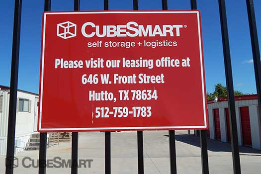 CubeSmart Self Storage in Hutto