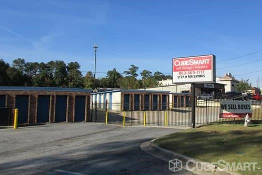 CubeSmart Self Storage in Norcross